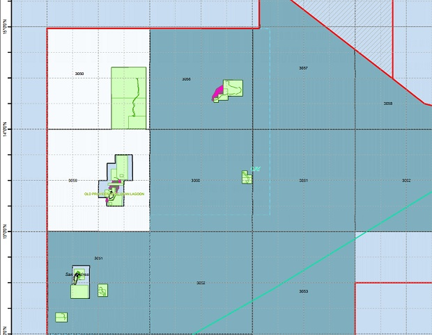 "Environment Ministery declares offshore block ""Specially Protected Area"""