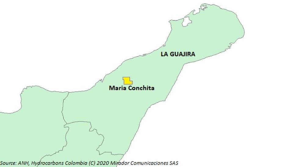 Maria Conchita field results