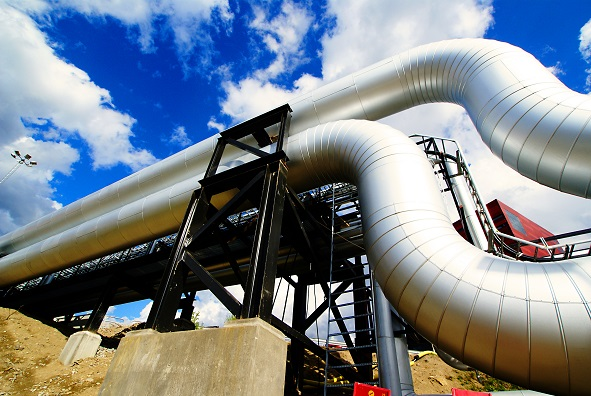New gas supply contract